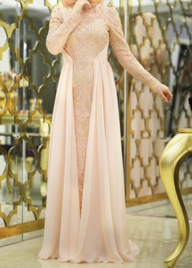 Robe Meltem Rose